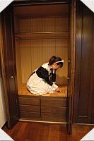 Maid A近影