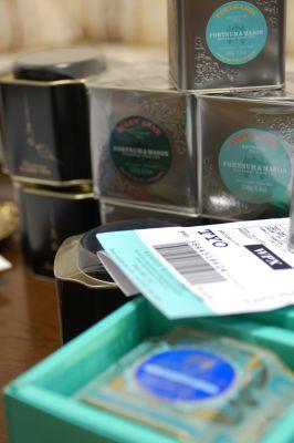 紅茶の輸入