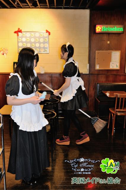 JAM AKIHABARAでのヒトコマです。Cafe Matsuriのハンナさんが絶好調でした。