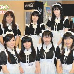 Report about collaboration between JAM AKIHABARA and Cafe Matsuri, first maid cafe ever to collaborate between HongKong and Akiba.
